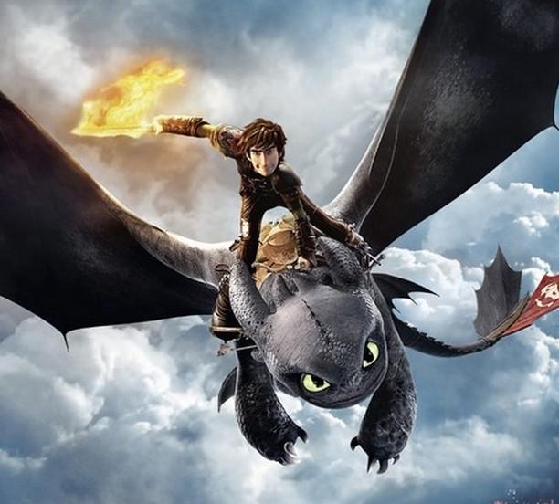 Dragon Trainer 2, il nuovo trailer italiano