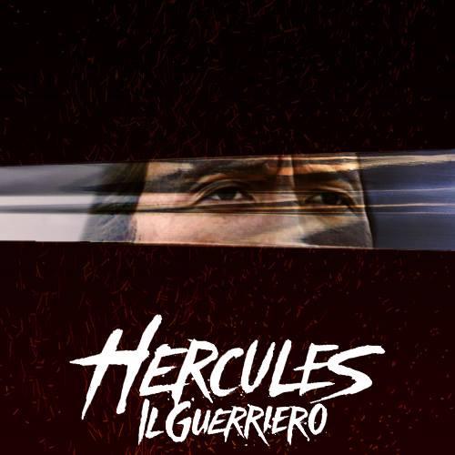 Hercules - il Guerriero, il poster italiano