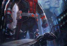 Comic-Con San Diego, un concept art per Ant-Man