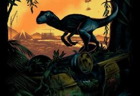 Jurassic World, un poster per il Comic-Con di San Diego