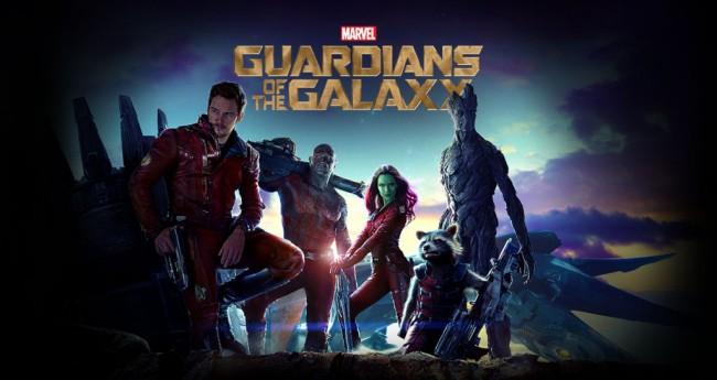 Guardians of the Galaxy, incasso record di  37,8 milioni di dollari nel primo giorno