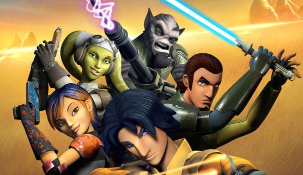 Star Wars Rebels, ecco tre nuovi spot
