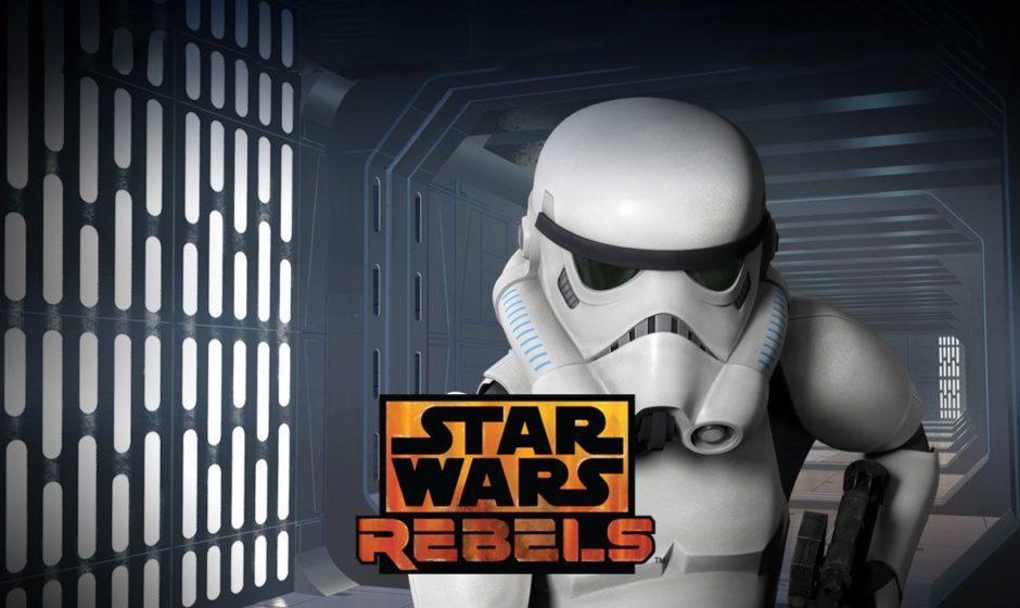 Star Wars Rebels, ecco i primi sette minuti