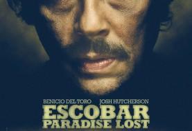 Il primo poster ufficiale di Escobar: Paradise Lost con Del Toro