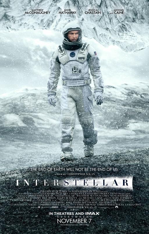 Risultato immagini per interstellar locandina