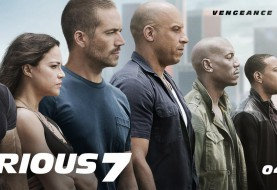 Il nuovo poster di Fast and Furious 7