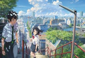 Kimi no na wa. (Your Name.) - Recensione