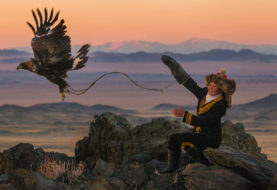 The Eagle Huntress - La principessa e l'aquila - Recensione