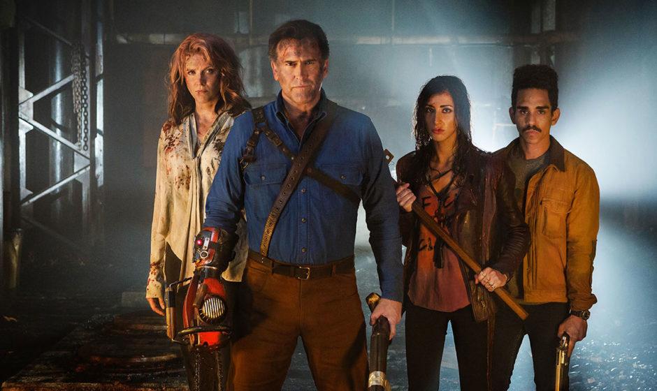 Ash vs Evil Dead 2x01 - Home