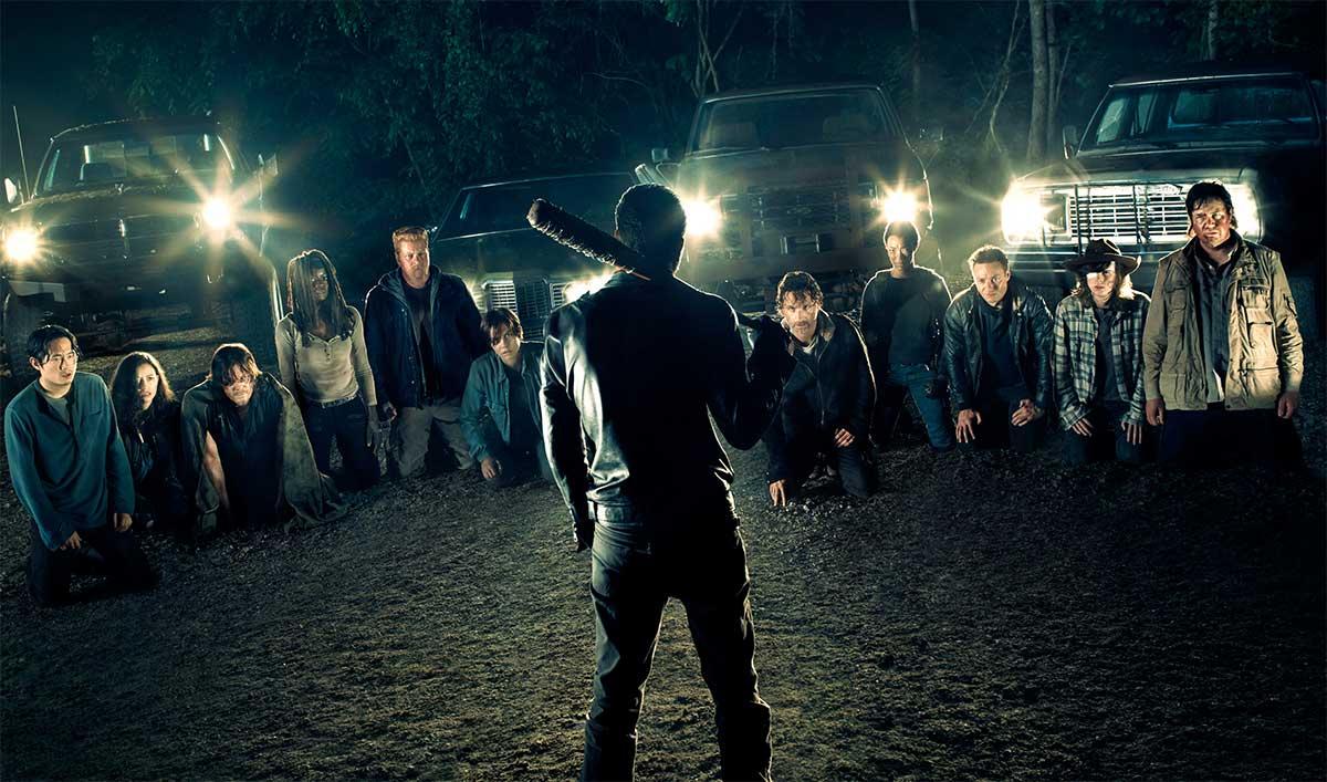 La teoria del Complotto: The Walking Dead 7×01 – [SPOILER]