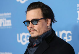 Johnny Depp in Animali Fantastici e Dove Trovarli 2