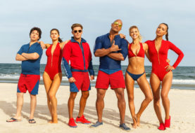 Baywatch: lo spot del Super Bowl LI