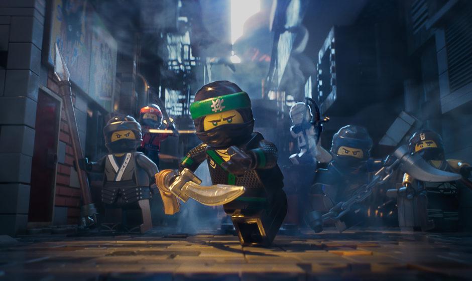 LEGO Ninjago - Il film, il poster e il primo trailer italiano