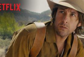 Adam Sandler, il famoso comico dirigerà altri quattro film a marchio Netflix
