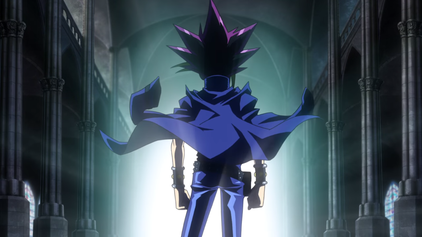 Yu-Gi-Oh! The Dark Side of Dimensions 5