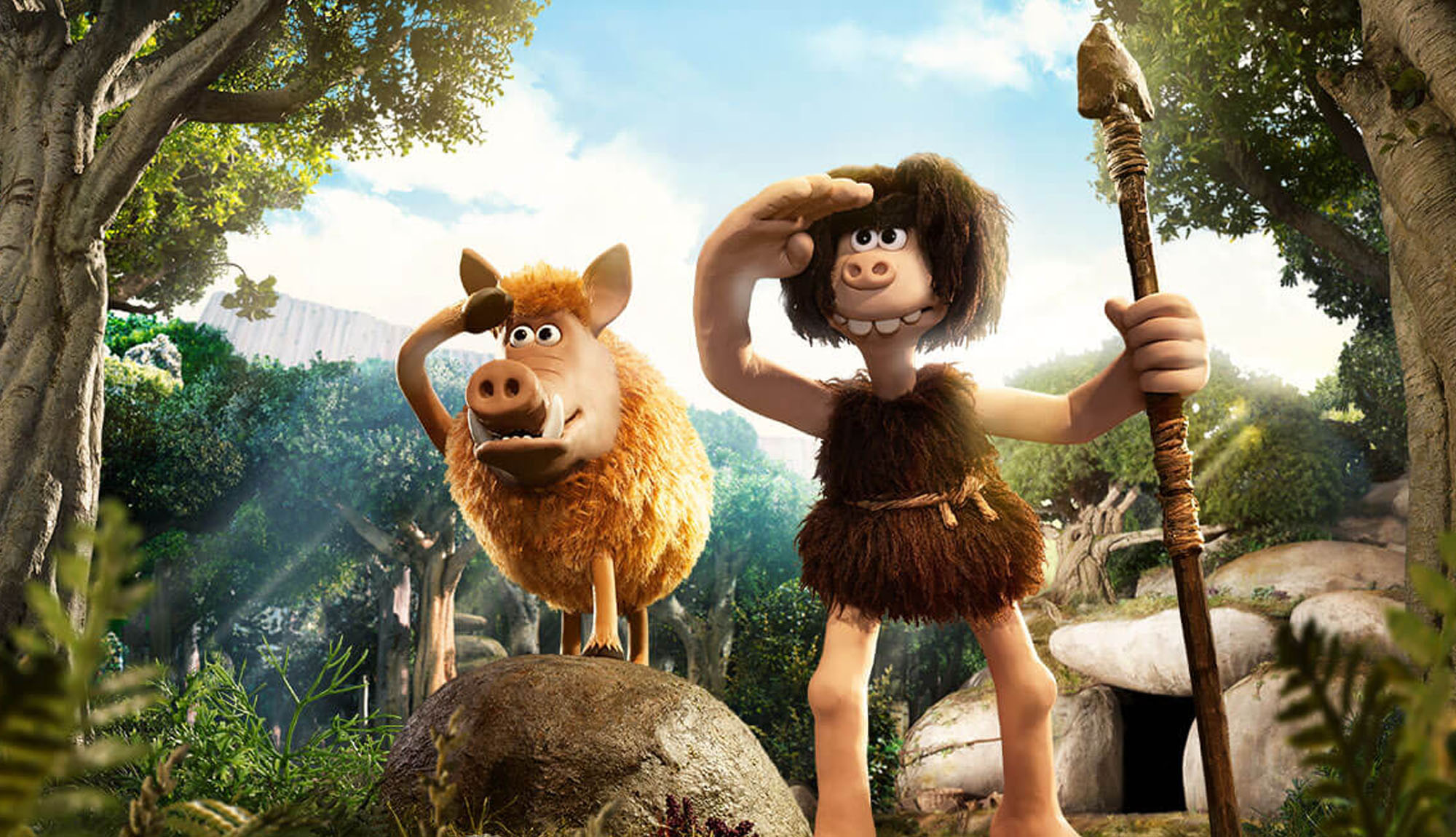 Early Man, online il primo Teaser Trailer ufficiale