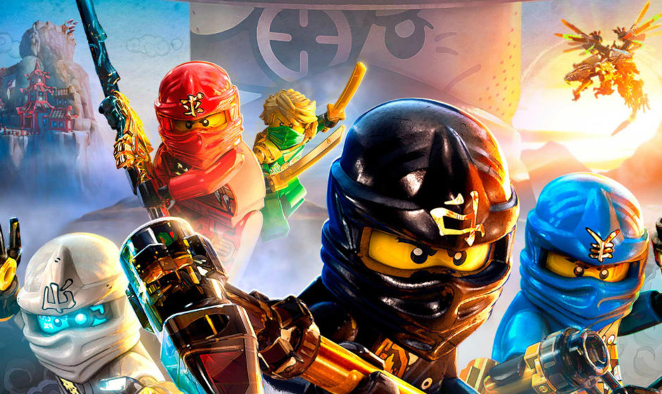 LEGO Ninjago - Il Film, nuovo spot TV in lingua originale