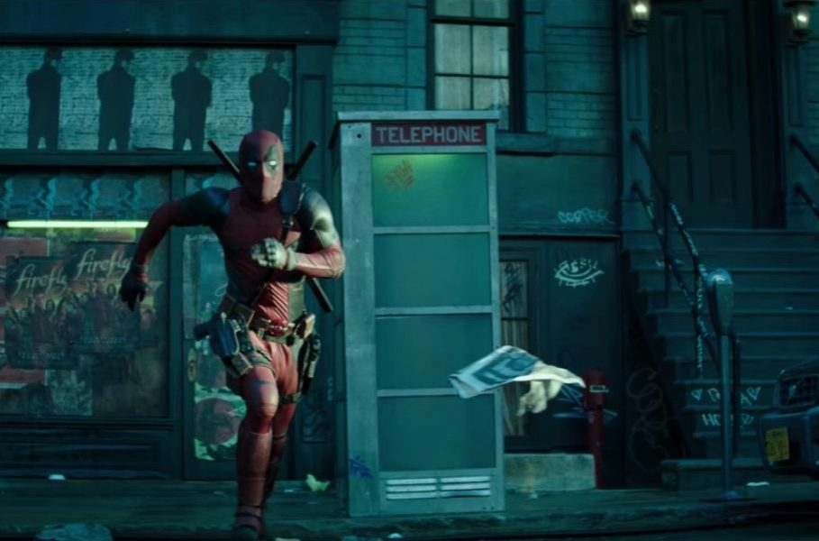Teaser Trailer di Deadpool 2 e Easter Eggs