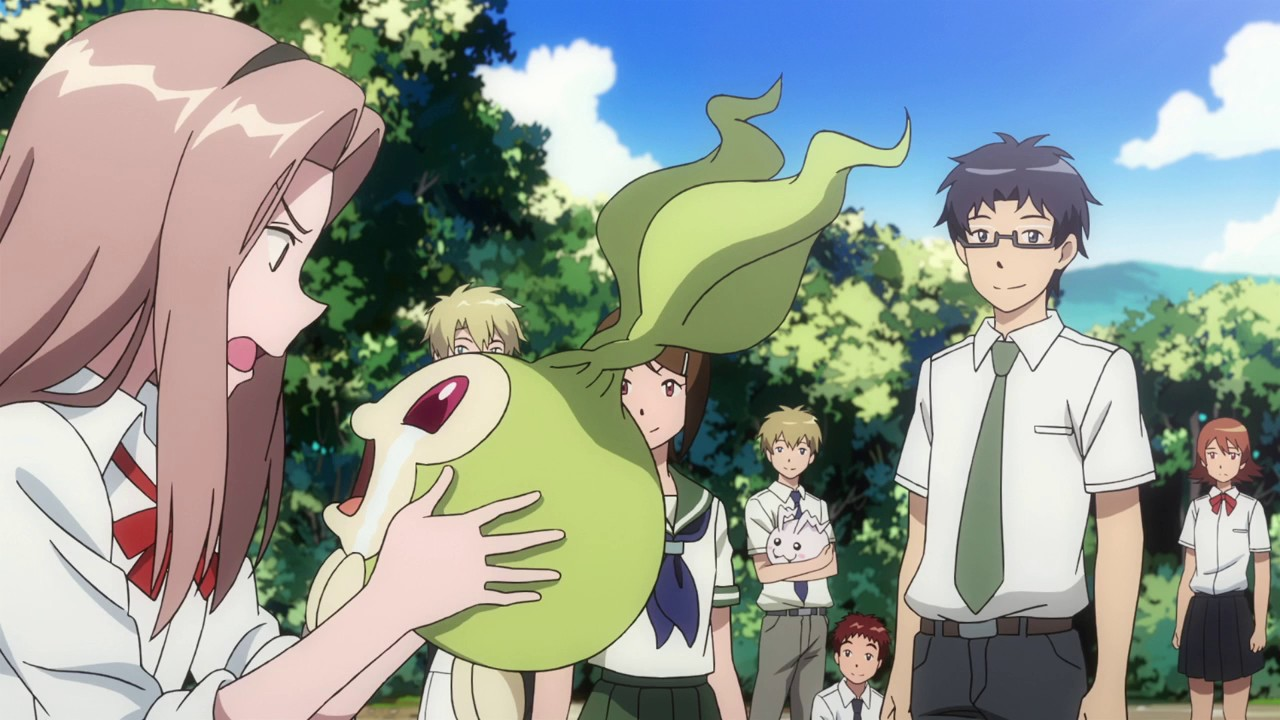 Digimon Adventure Tri Soshitsu screen 3