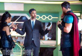 Sneak peek - Nuovo sguardo a Thor: Ragnarok