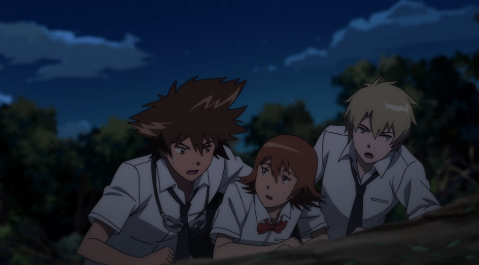 Digimon Adventure Tri screen