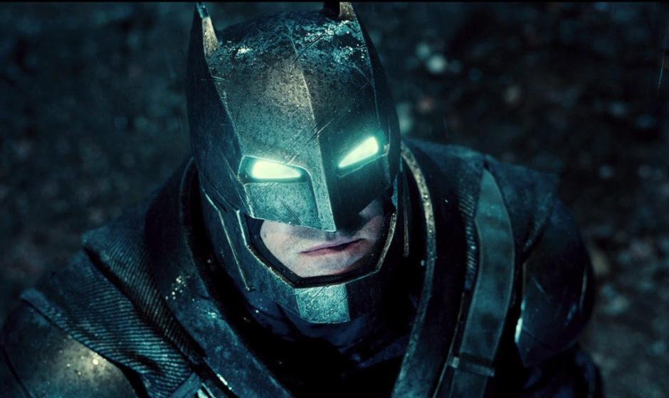 Christopher Nolan, no comment sul Batman di Ben Affleck