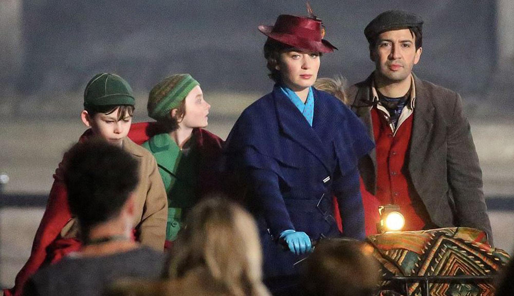 Mary Poppins Returns, ...