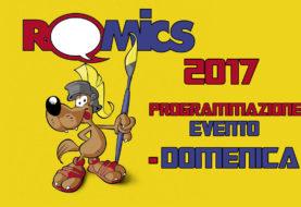 Romics 2017, domenica 9 aprile è il giorno di chiusura. Disponibile il calendario delle attività della Fiera