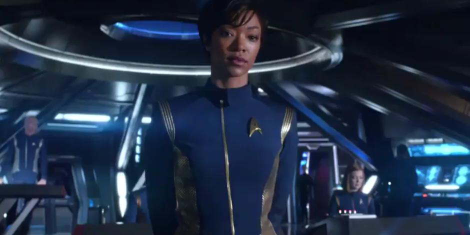 Star Trek: Discovery, il primo trailer ufficiale!