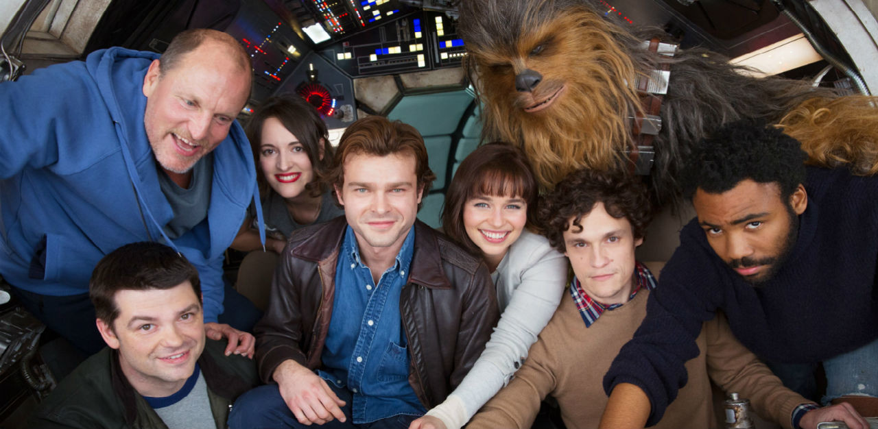 Han Solo: A Star Wars Story, licenziati i registi Phil Lord e Chris Miller!