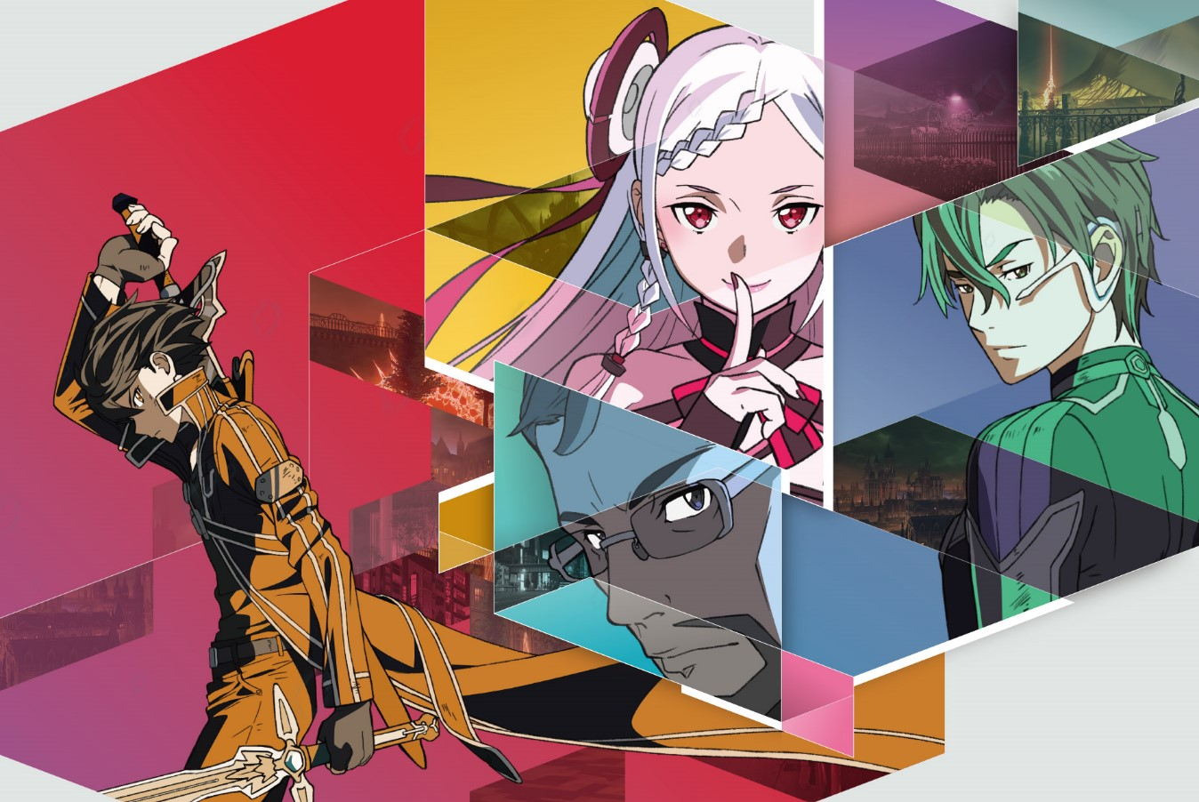Sword Art Online - Ordinal Scale -