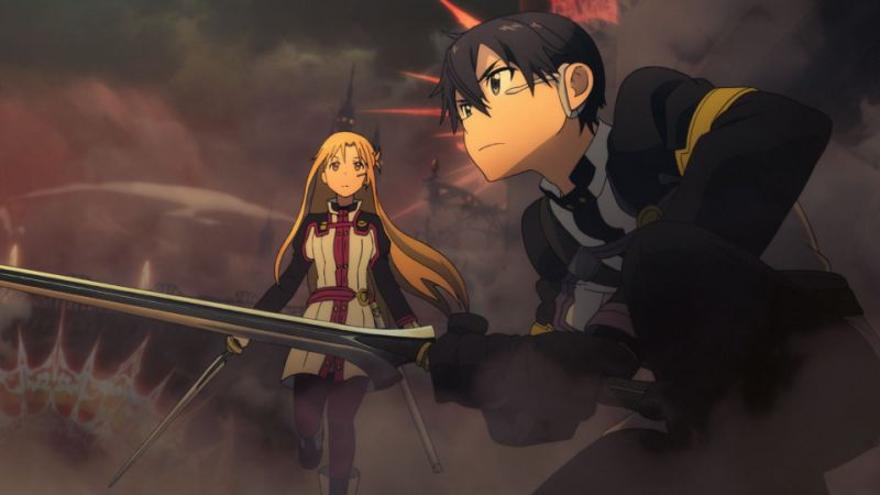 SAO - Ordinal Scale -
