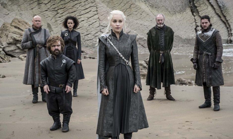 Game of Thrones 7x04 - Spoils of War