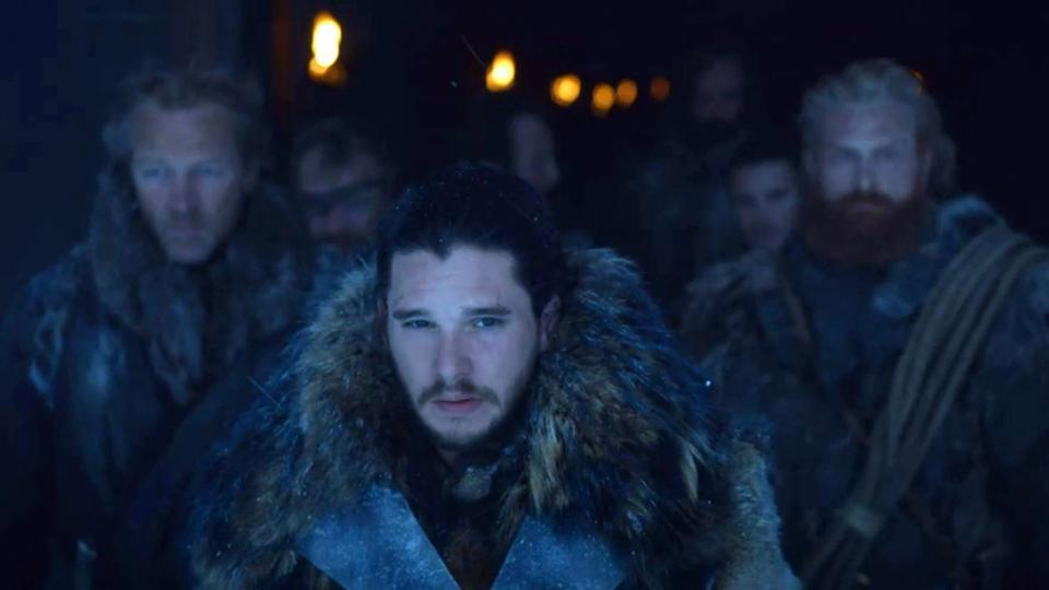 Game of Thrones 7×05 – Eastwatch