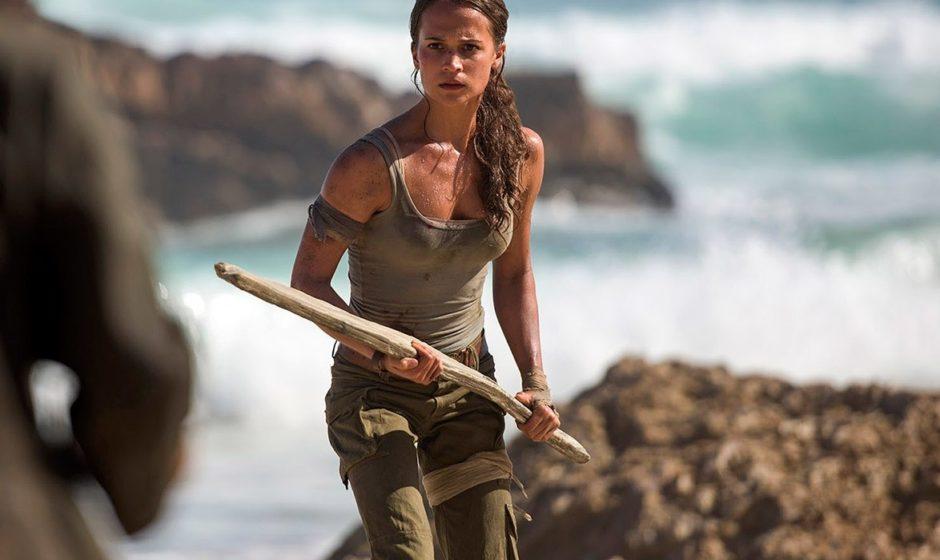Alicia Vikander è Lara Croft nel primo trailer di Tomb Raider!