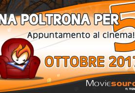 Ottobre 2017: cosa andare a vedere al cinema?