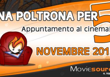 Novembre 2017: cosa andare a vedere al cinema?