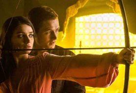 Robin Hood: Origins, le prime foto di Taron Egerton e Jamie Foxx