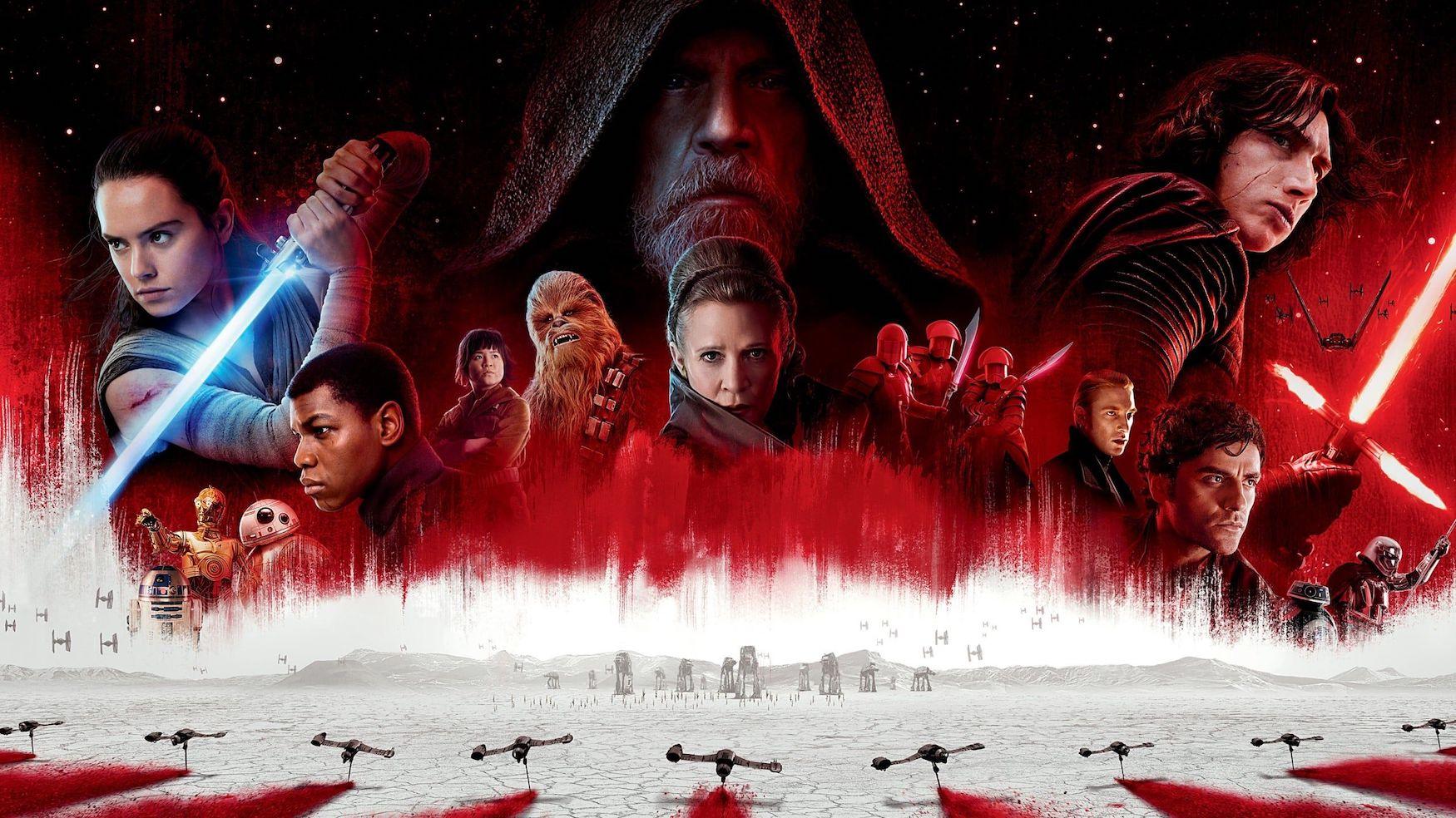 Le 10 domande che ci ha lasciato Star Wars: Gli Ultimi Jedi