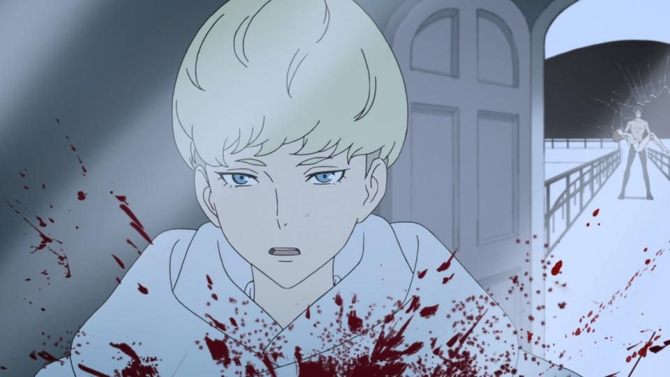Devilman Crybaby Ryo asuka