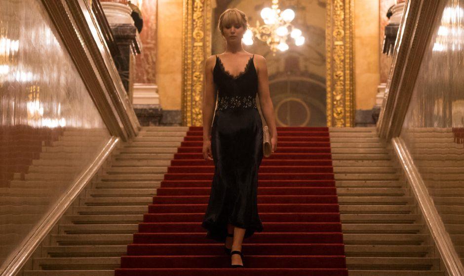 Red Sparrow - recensione del nuovo film con Jennifer Lawrence