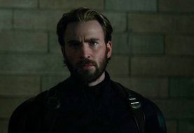Avengers: Infinity War, Captain America nei panni di The Nomad