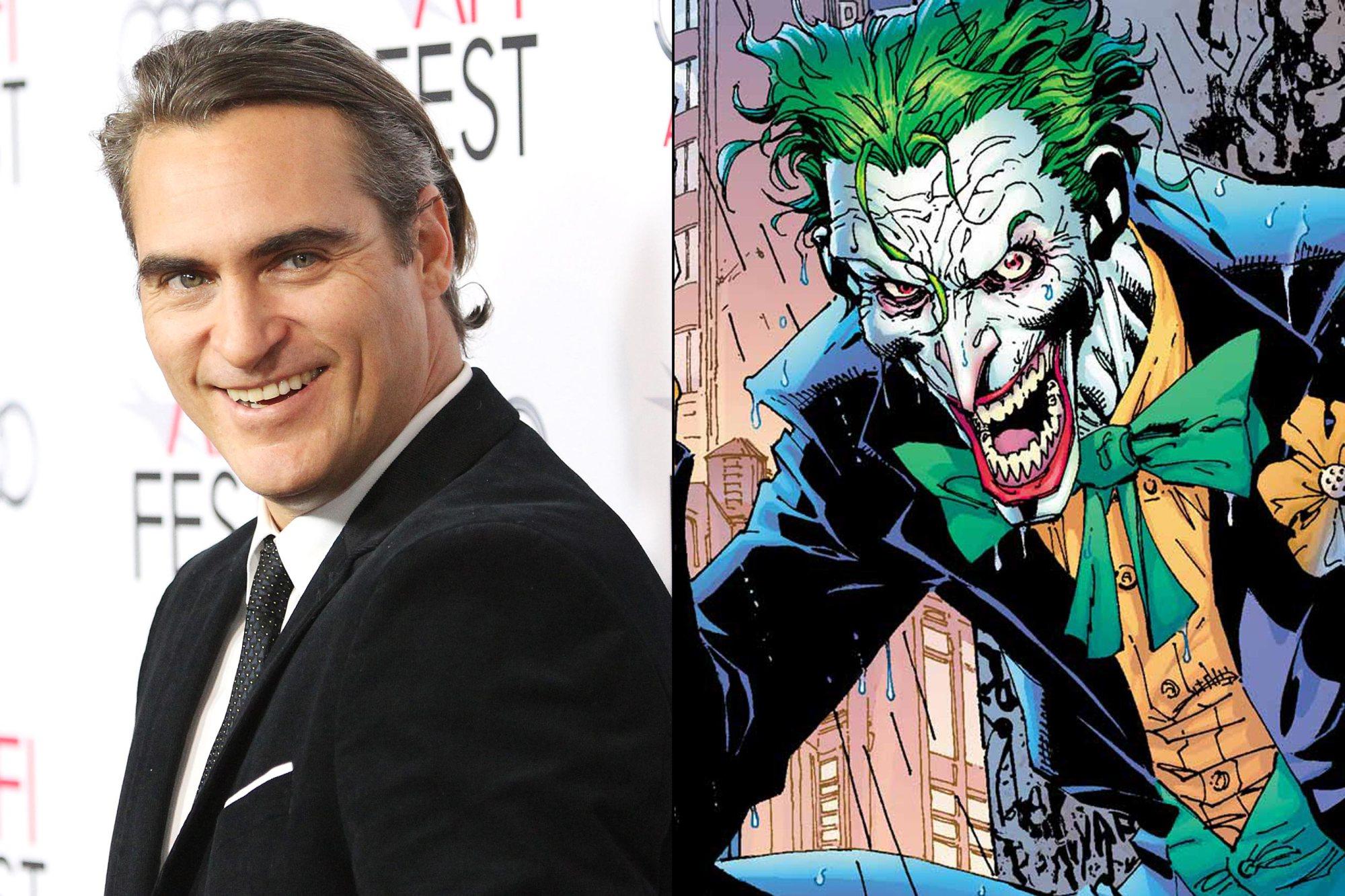 Joaquin Phoenix sarà il nuovo Joker nel film di Todd Phillips?