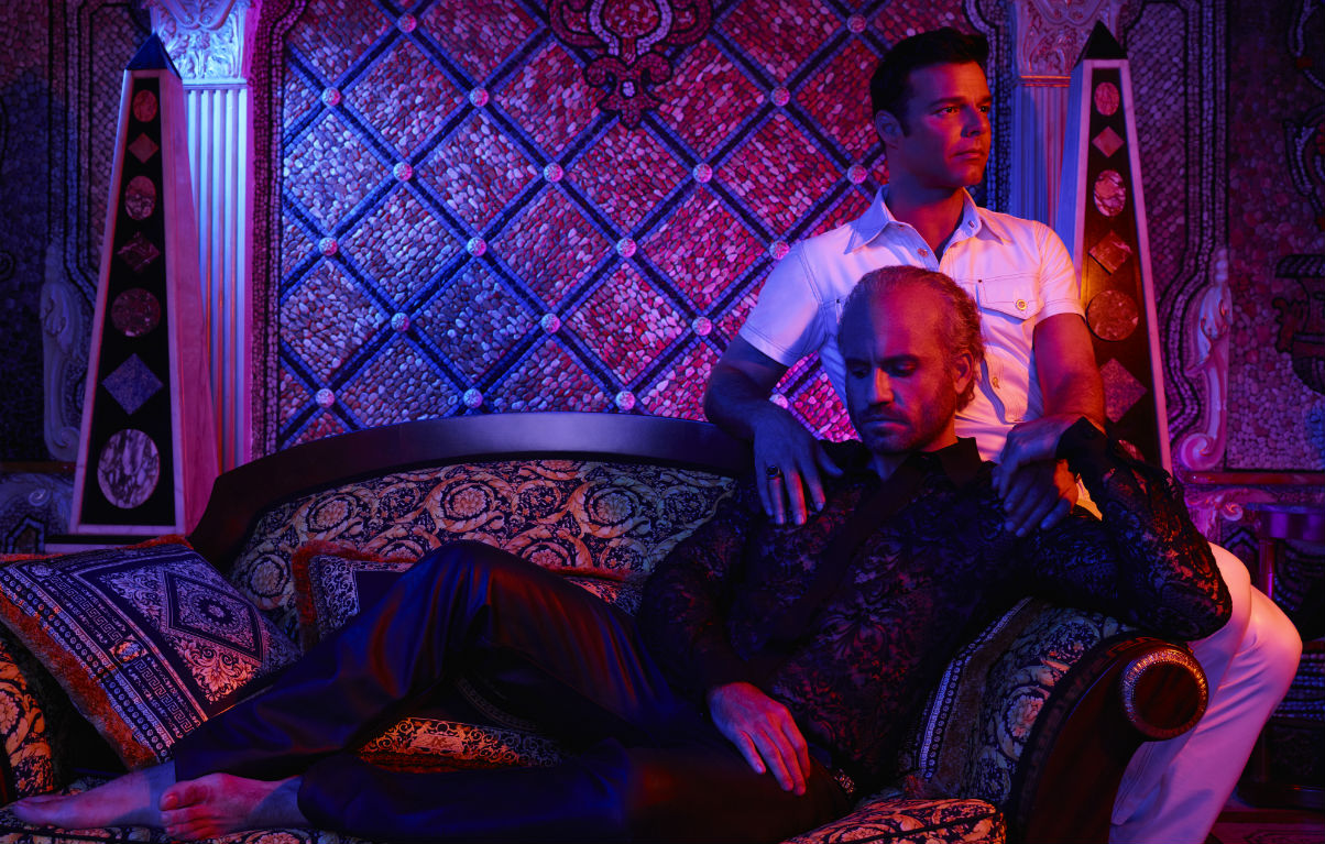 The Assassination of Gianni Versace wallpaper