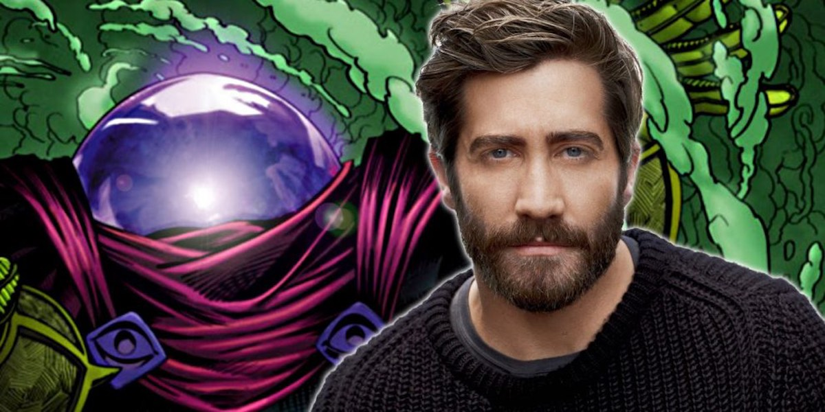 Jake Gyllenhaal sarà Mysterio in Spider-Man: Homecoming 2