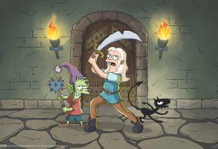 Ecco le prime immagini di 'Disenchantment', la nuova serie di Matt Groening