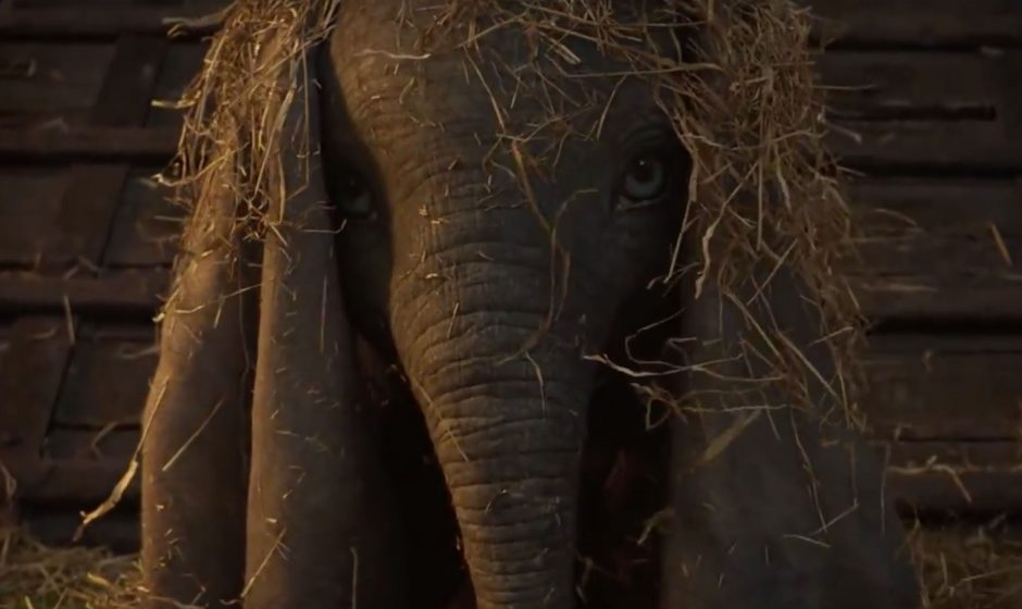 Dumbo: il nuovo trailer del live-action Disney