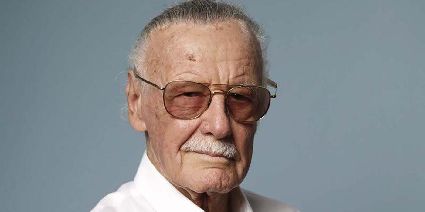 Stan Lee: papà Marvel vittima di abusi