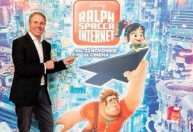 Clark Spencer racconta i dietro le quinte del nuovo Ralph Spacca Internet