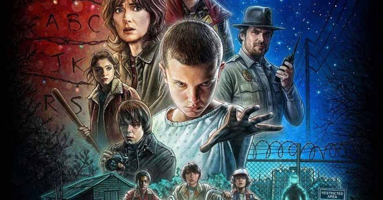 Stranger Things 3 slitta al 2019